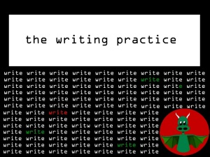 the writing practice