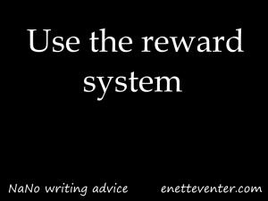 NaNoWriting advice #4