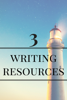 3 writing resources