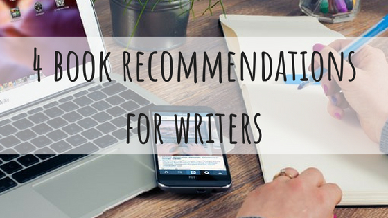Writer book recomedations